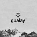 Gualay - Mountain Clothes. Un progetto di Design, Graphic Design , e Moda di Nabú Estudio Gráfico - 15.09.2017