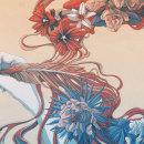 La pluma es femenina. Un progetto di Illustrazione di Tavo Montañez - 15.09.2017