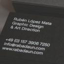 Personal branding. Un proyecto de Br e ing e Identidad de Rubén López Mata - 02.02.2017