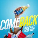Come Back!. Un proyecto de Diseño y Dirección de arte de Barbara Correa Hormigo - 12.04.2017