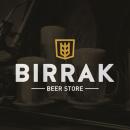 BIRRAK Beer Store. Um projeto de Br, ing e Identidade e Design gráfico de Yeray Vega Fernandez de Labastida - 13.10.2014
