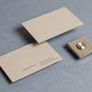 Monograma & tarjetas para PB. Um projeto de Br, ing e Identidade e Design gráfico de Yeray Vega Fernandez de Labastida - 13.10.2015