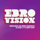 Ebrovisión 2017. A Art Direction, and Graphic Design project by Alejandro Prieto - 10.14.2017