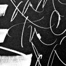 DAME, música y tiralíneas. Um projeto de Design, Artesanato, Artes plásticas, Tipografia e Caligrafia de Silvia Cordero Vega - 16.10.2017