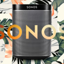 Sonos Home Sound System USA. Um projeto de Br e ing e Identidade de Xavi Quesada - 19.10.2017