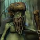 Concept art - 3D Gory. Un proyecto de 3D y Diseño de personajes de Alejandro Figueroa - 20.11.2014