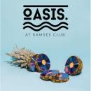 Logo OASIS y contenidos SOCIAL MEDIA. A Design project by BeArt - 29.05.2017