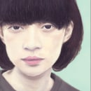 Portada ilustrada con óleo para: Tokio Blues, de Haruki Murakami. A Illustration, Editorial Design, and Painting project by Nat de la Croix - 10.26.2017