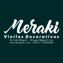 Meraki - Vinilos Decorativos. Um projeto de Animação e Lettering de Federico Biagioli - 26.10.2017