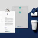 Staffmatch. A Art Direction, Br, ing, Identit, Graphic Design, and Web Design project by Geffrey Bourguet - 04.26.2017