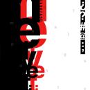 afiche tipográfico . Un proyecto de Diseño gráfico de Andrea Perla - 02.11.2017
