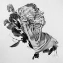 Sin Título. . A Fine Art & Illustration project by Manu Iranzo - 11.02.2017