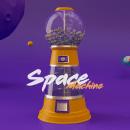 SpaceMachine. Un proyecto de Motion Graphics, 3D y Animación de Alan Sánchez Flores - 03.11.2017