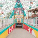 Coney Island. A Fotografie project by Salvador Cueva - 15.09.2017