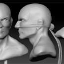 Iron Fist. Un proyecto de 3D de Jean Rivera - 15.11.2017