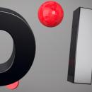 VISION Free Font - Teaser. Um projeto de 3D, Animação e Tipografia de bydani - 20.11.2017