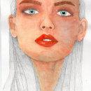 Mi project in Retrato ilustrado en acuarela course. Um projeto de Ilustração de Maria Isabel Rios - 25.11.2017