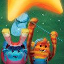 Ilustración Libro Infantil 'Teikirizi & Pa'lante y la estrella de los sueños'. Um projeto de Ilustração de Stefan Estrada Barrios - 17.11.2017