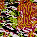 Wild Cats Patterns x RAD.co. Un proyecto de Ilustración, Pattern Design e Ilustración vectorial de Dario Nuñez - 01.10.2014