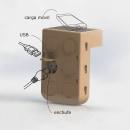 Konekte: multicargador . Un proyecto de Diseño de producto de Marina Pérez Roca - 18.01.2015