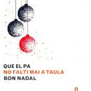 Postal El Nostre Pa. A Design, Multimedia, and Photo retouching project by Adrià Salido Zarco - 12.22.2017