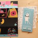Cosmic Cat y la fiesta planetaria (MTM editores). A Illustration project by Paula Cuántica - 10.10.2016