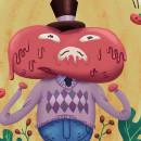 Fantasy faces. Um projeto de Ilustração de Sergio R. Cerón - 04.01.2018