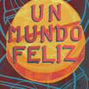 """Un mundo feliz"" Aldous Huxley. A Illustration, Editorial Design, Graphic Design, T, pograph, and Lettering project by Paula Cuántica - 01.07.2018"