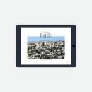 InLive iPad magazine. Um projeto de UI / UX, Design editorial, Design gráfico e Design interativo de Gemma Busquets - 09.01.2018