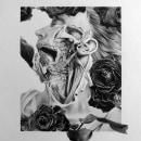 Sin Título II.. A Illustration project by Manu Iranzo - 01.11.2018