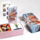 Collage Memory Game. Um projeto de Design, Design gráfico e Colagem de Rebeka Elizegi - RBK collage - 12.01.2018