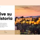 Piérdete en Málaga . Um projeto de UI / UX de Jose Barrera - 03.01.2018