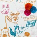 Babygirls Playtime Hoodie. Um projeto de Ilustração e Moda de Nancy Fernández Pérez - 18.01.2018