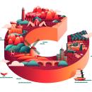 XV CIRCUITO de la Red. Un proyecto de Ilustración, Dirección de arte, Diseño gráfico e Ilustración vectorial de Ulises Martín Martín - 22.09.2017