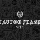 Tattoo Flash 5. Um projeto de Design, Ilustração, Direção de arte, Design gráfico e Arte urbana de Bnomio ™ - 16.01.2018