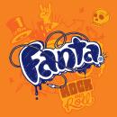 Fanta Edición Especial - Coca Cola Argentina. Um projeto de Design, Ilustração, Packaging e Lettering de Diego Giaccone - 24.01.2018