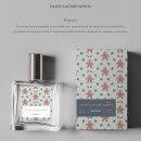 Diseño de Patterns para packaging de perfume. Um projeto de Packaging, Pattern Design e Naming de Pupa Pupapop - 25.01.2018