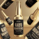 Rayo Norteño. A 3D, Art Direction, Br, ing, Identit, Graphic Design, Packaging, Product Design, Web Development, Naming, and Lettering project by Guillermo Tejeda - 08.26.2017