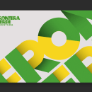 FRONTERA VERDE. A Art Direction, Br, ing, Identit, Graphic Design, Lettering, and Vector Illustration project by mauro hernández álvarez - 01.26.2018