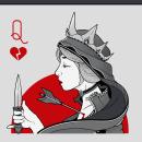 Queen of Pain. Um projeto de Design e Ilustração de Rodrigo Martínez - 01.10.2015