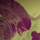 """Retrato """"Chemoider"""". A Design, Illustration, Character Design, and Vector Illustration project by Lidia Lobato LLO - 01.22.2018"""
