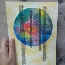 Mi Proyecto del curso: Técnicas modernas de Acuarela. Um projeto de Ilustração de Noelia - 07.02.2018