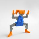 ARTICULITA. Un proyecto de Diseño de personajes, Diseño de juegos, Diseño industrial, Diseño de producto y Diseño de juguetes de bastianbestia - 12.02.2018