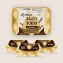 PACKAGING - Huevos Granja Lizarraga. Un proyecto de Diseño, Diseño gráfico y Packaging de Concepción Domingo Ragel - 21.02.2018