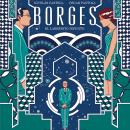 Borges, El Laberinto Infinito. Um projeto de Comic e Ilustração de Nicolás Castell - 08.10.2017
