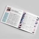 Lowe Home - Revista temática. Un proyecto de Diseño editorial y Diseño gráfico de Sara Alejandra Labrador Martín - 05.03.2018