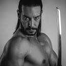 El Samurai ( recreación de un guerrero ). Un projet de Photographie de Jorge Guillén - 24.02.2018