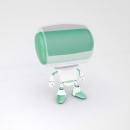 toy robot. Un proyecto de 3D y Diseño de juguetes de Steven Ruiz - 07.03.2018