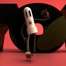 Mi project in Diseño de personajes y Animación 3D course. A Character animation project by Oscar Christofani Segovia - 03.25.2018