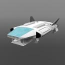 Space Shuttle. A 3D project by Juan Pérez Soler - 03.28.2018